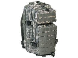 Kuprinė Mil-tec 'Assault pack' 36L ACU Digital